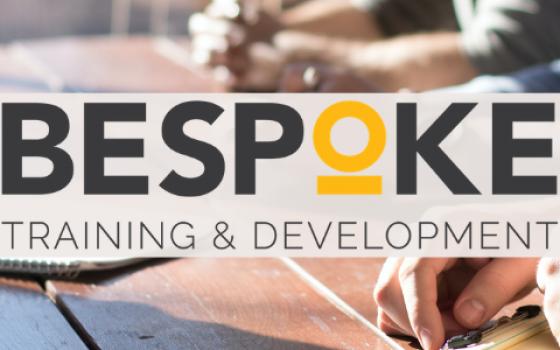BESPOKE TRAINING & DEVELOPMENT – CASE STUDY